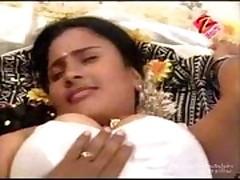 Telugu house wife first night hot bed room scene - cinekingd -