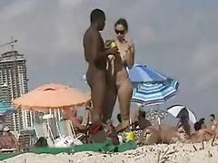 Tourists honeyed deliver up Big Black Dravidian Penis elbow Goa