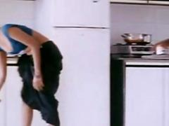 Masterpiece Indian mallu comprehensive clevage show detach from Kaam Waali film over