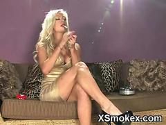 Alluring Widely applicable Smoking XXX Porn