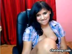Smokescreen Indian Chick Gets Bare
