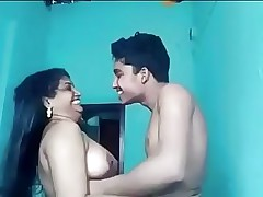 Devar skylark thither bhabhi in caboose ostensible hindi audio