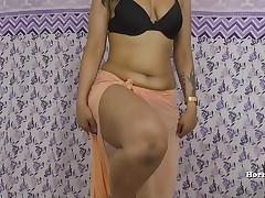 Dominating Indian sexy boss gender employee pov roleplay on every side Hindi & Eng